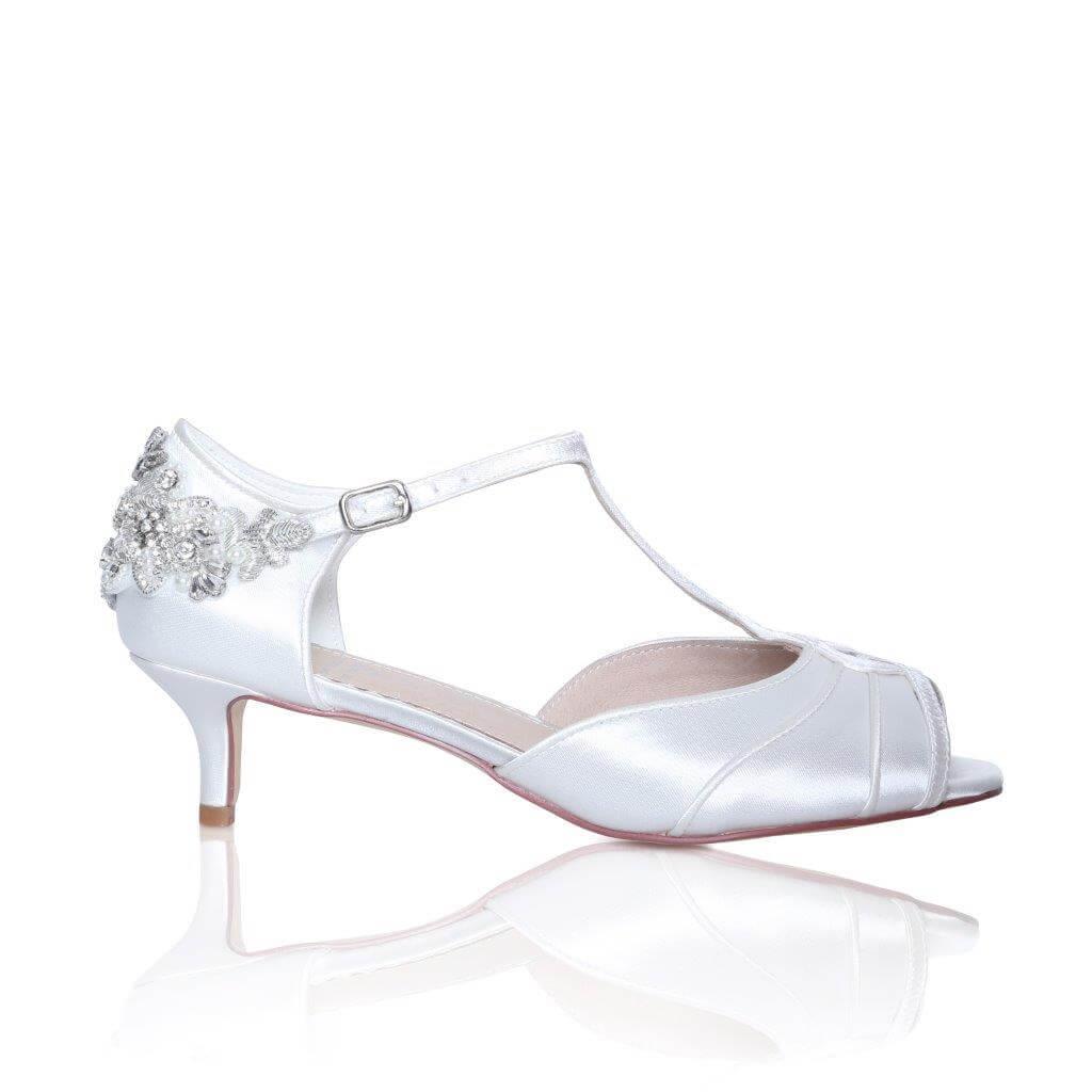 3499f42033018 Georgie - Wedding Shoes - The Perfect Bridal Company