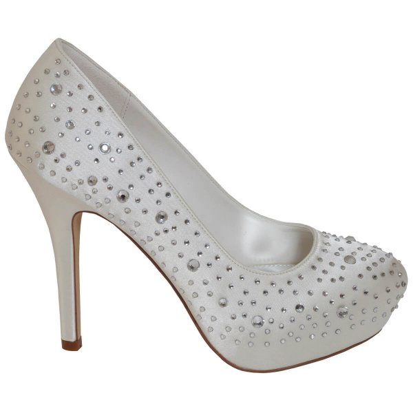 bella bridal shoes