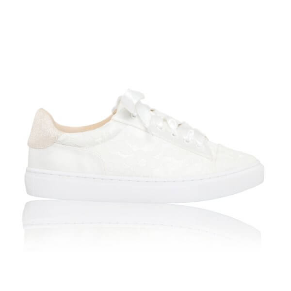 pia bridal sneakers