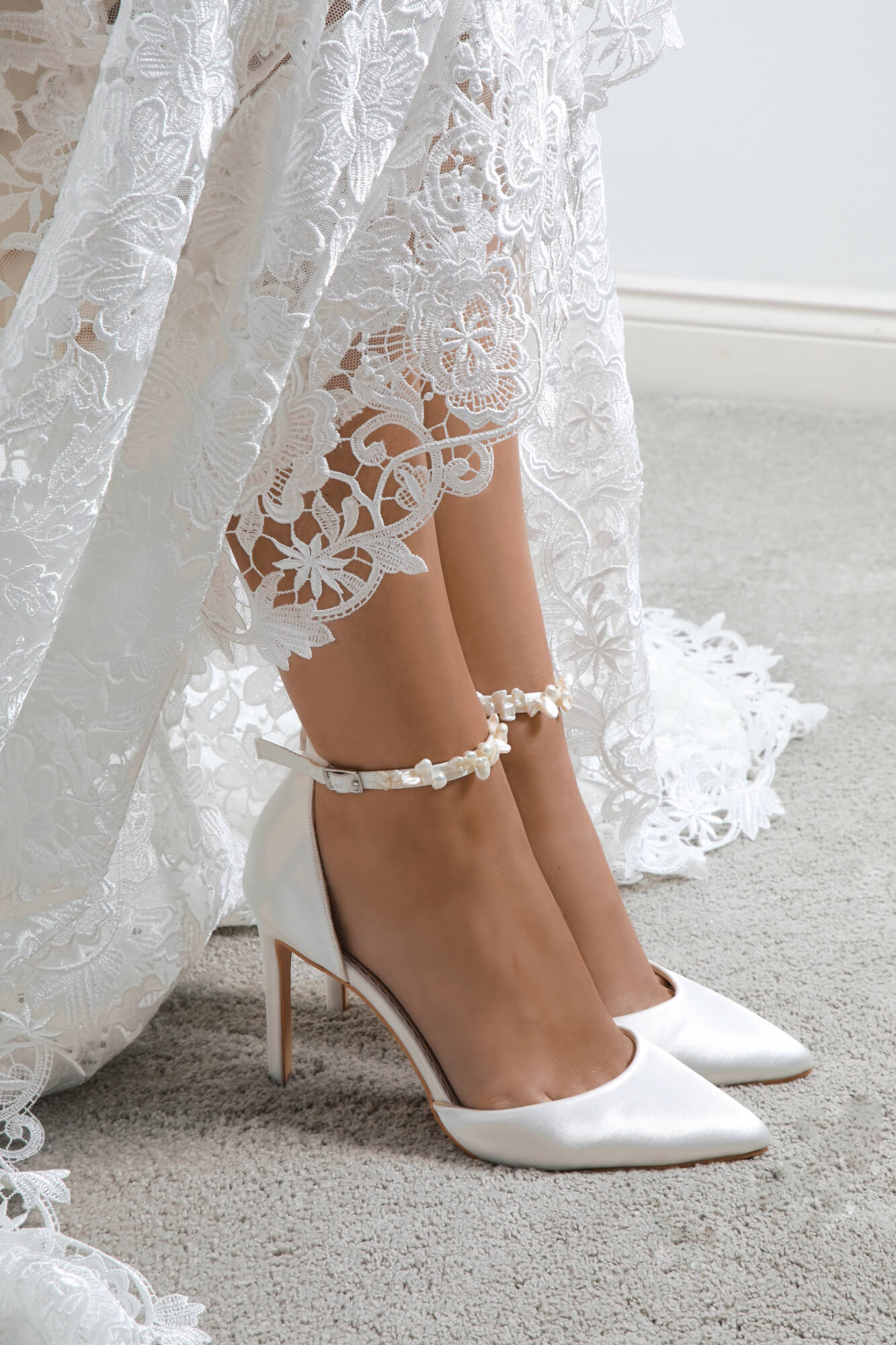 The Perfect Bridal Company Perfect Wedding Bridal Shoes
