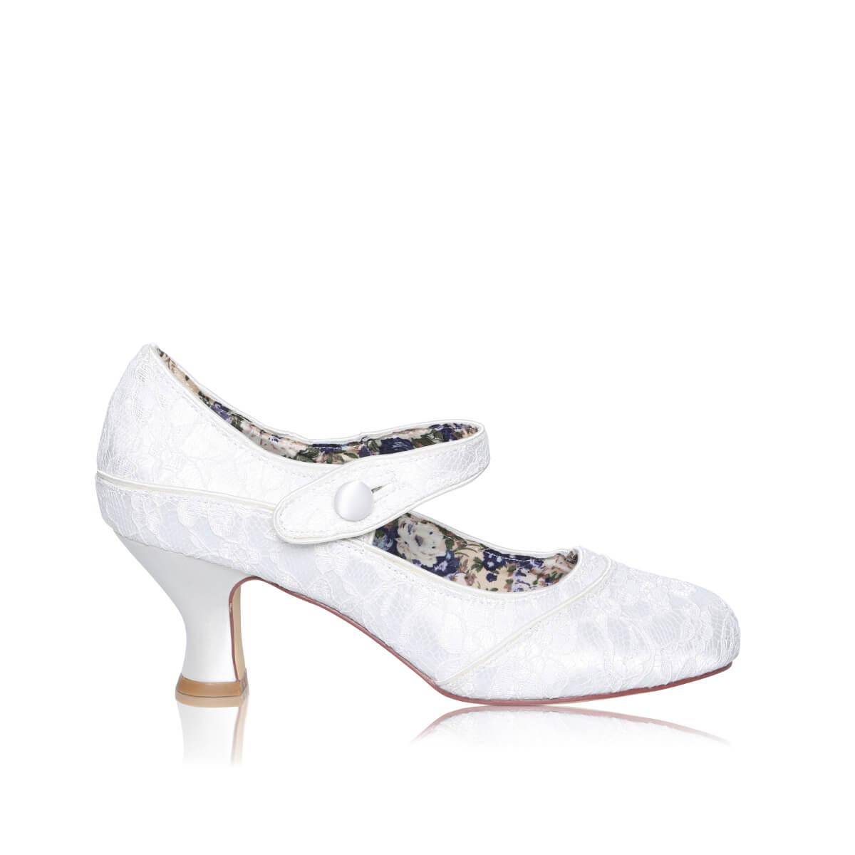 esta - wide fit Wedding Shoes - The
