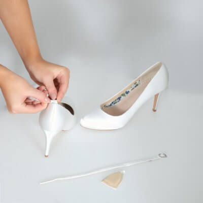 detachable ankle strap